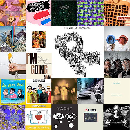 Totally Wired Best Albums of 2009